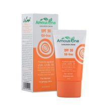 کرم ضد آفتاب آموس وان (مناسب پوست های معمولی تا چرب)