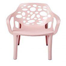 صندلی آتیلا(نقش سنگ)دسته دار هوم کت