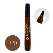 قلم هاشور ابرو کد ۳۲۰ لدورا ۴ گرمی