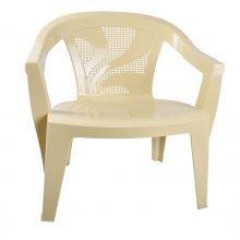صندلی دسته دار طرح رنگین کمان هوم کت