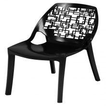صندلی آتیلا (اسپیرال مربع ) بدون دسته هوم کت